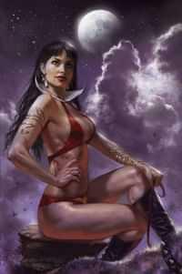 Vampirella #6 Variant 35 Copy Parrillo Virgin Sneak Peek
