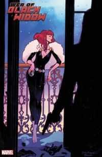 Web of Black Widow #5 Variant 25 Copy Pichelli
