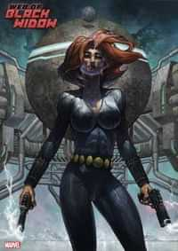 Web of Black Widow #5 Variant Bianchi