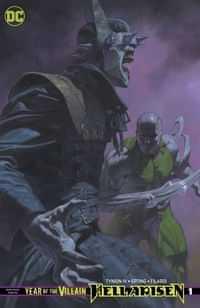 Year of the Villain Hell Arisen #1 CVR B