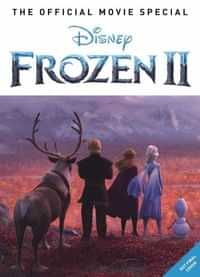 Disney Frozen 2 Movie Special HC