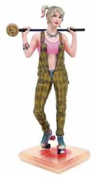 DC Gallery PVC Statue Birds of Prey Harley Quinn