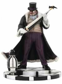 DC Gallery PVC Statue Penguin Comic Version