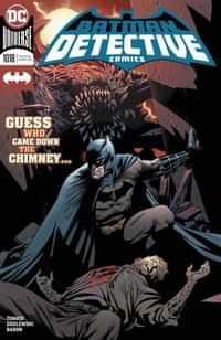 Detective Comics #1018 CVR A