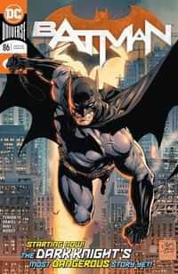 Batman #86 CVR A