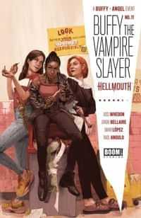 Buffy the Vampire Slayer #11 CVR A Aspinall
