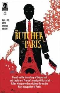 Butcher of Paris #2