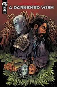 Dungeons and Dragons a Darkened Wish #4 CVR A Fowler