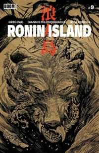 Ronin Island #9 CVR B Young