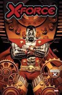 X-Force #5 Variant Land Marvels X