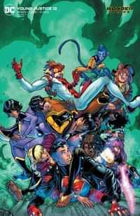 Young Justice #12 CVR B Card Stock