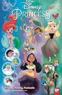 Disney Princess GN Friends Family Fantastic