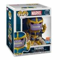 Funko Pop Marvel Thanos Snap 6inch Deluxe PX