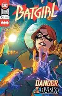 Batgirl #43 CVR A