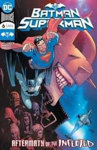 Batman Superman #6 CVR A