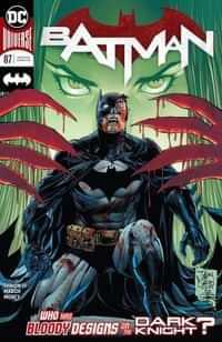 Batman #87 CVR A