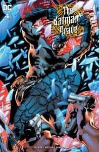Batmans Grave #4 CVR A