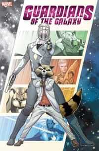 Guardians of The Galaxy #1 Variant Cabal Premiere