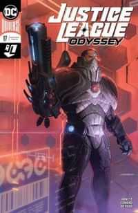 Justice League Odyssey #17 CVR A