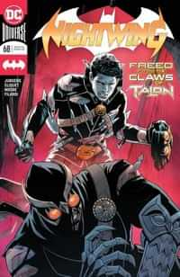 Nightwing #68 CVR A