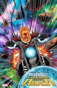 Revenge Of Cosmic Ghost Rider #2 Variant Ron Lim