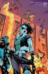 Teen Titans #38 CVR B
