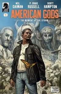 Neil Gaiman American Gods Moment of Storm #9 CVR A Fabry