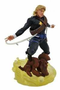 Marvel Gallery PVC Figure Longshot