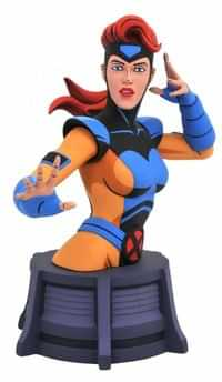 Marvel Statue Animated Jean Grey Bust