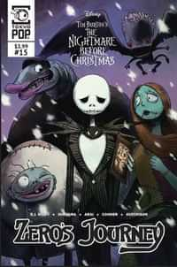 Nightmare Before Christmas Zeros Journey #15