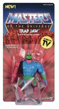 MOTU 5.5inch Vintage AF Trap-Jaw