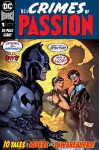 DC Crimes Of Passion One-Shot