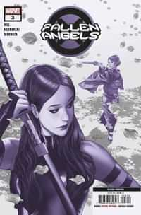 Fallen Angels #3 Second Printing Witter