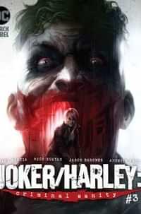 Joker Harley Criminal Sanity #3 CVR A