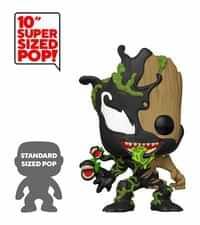 Funko Pop Marvel Venom 10inch Groot