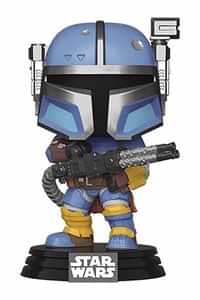 Funko Pop Star Wars Mandalorian Heavy Infantry Mandalorian