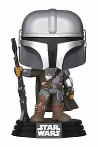 Funko Pop Star Wars Mandalorian The Mandalorian