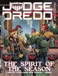Judge Dredd Megazine #415
