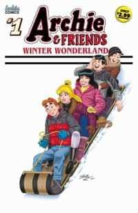 Archie and Friends Winter Wonderland #1
