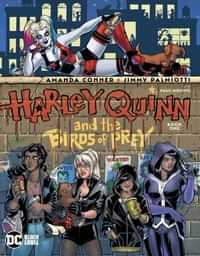Harley Quinn and the Birds Of Prey #1 CVR A