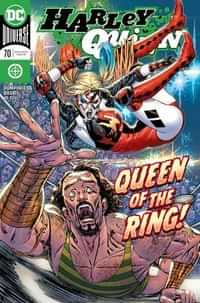 Harley Quinn #70 CVR A