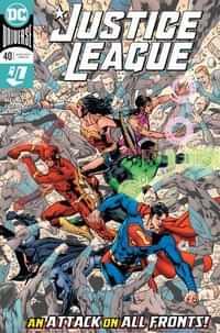 Justice League #40 CVR A