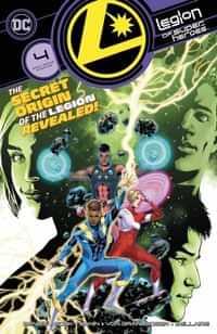 Legion Of Super Heroes #4 CVR A