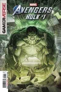 Marvel Avengers Hulk #1