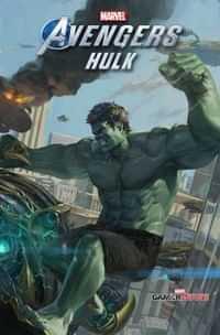 Marvel Avengers Hulk #1 Variant 25 Copy Pyeong Jun Park