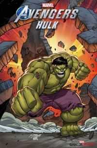 Marvel Avengers Hulk #1 Variant Ron Lim