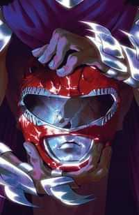 Power Rangers Teenage Mutant Ninja Turtles #1 Second Printing CVR B
