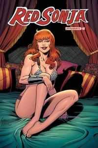 Red Sonja #13 Variant 10 Copy Pepoy Seduction Incv