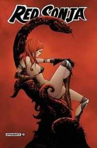 Red Sonja #13 Variant 30 Copy Lee Alt Foc Incv