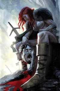 Red Sonja #13 Variant 40 Copy Bob Q Virgin Incv